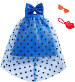 Barbie Complete Looks Bow Party Dress Fashion Pack