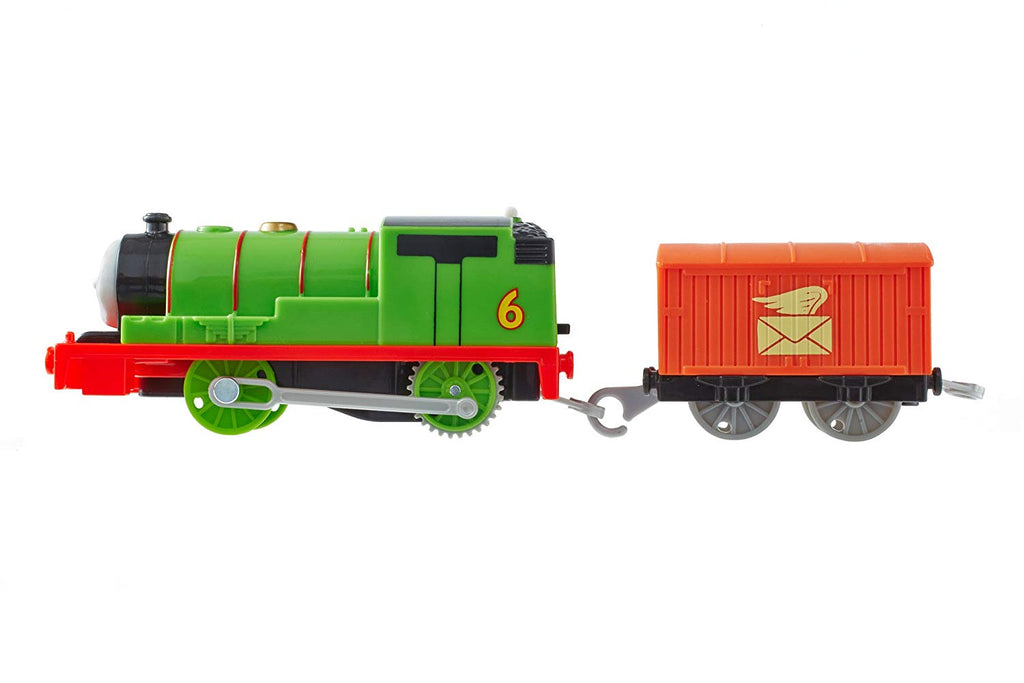 Thomas & Friends TrackMaster Motorized Percy Engine