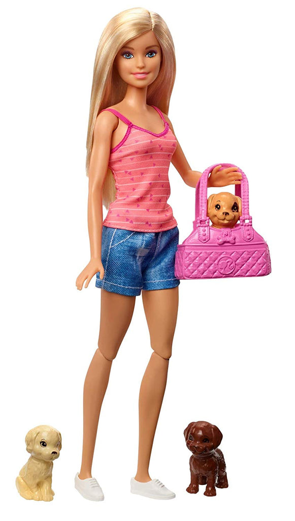 Barbie Pets and Accessories Blonde