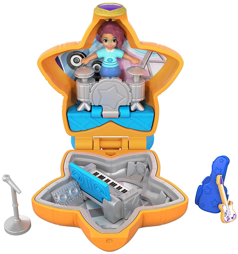 Polly Pocket Tiny Pocket World Concert Music Accessories
