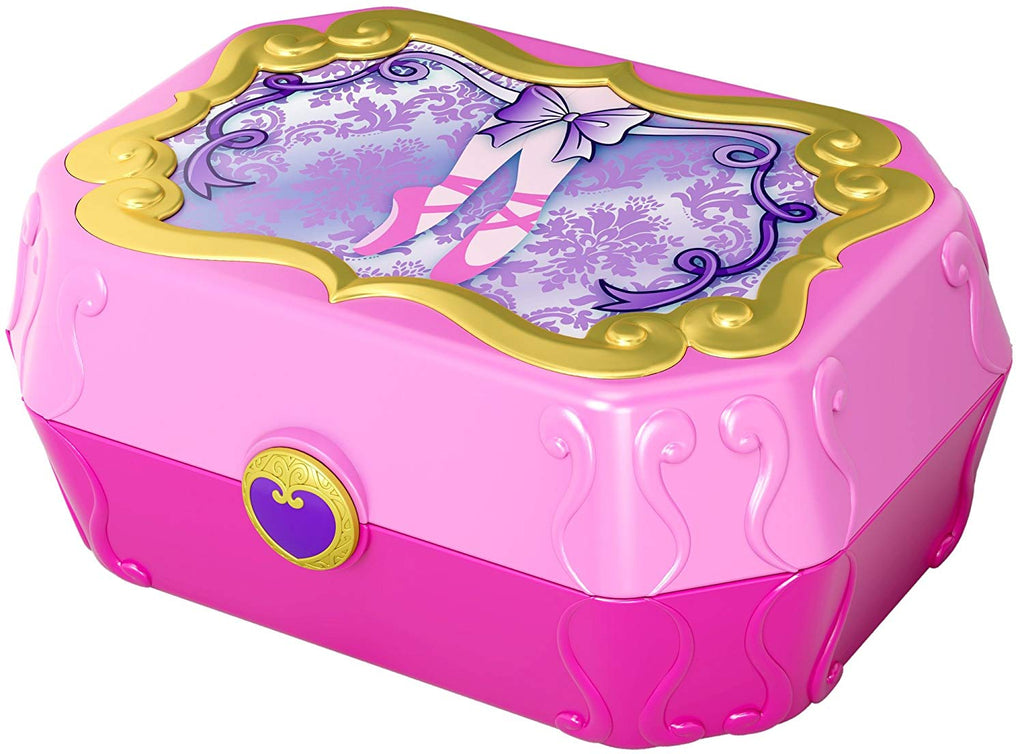 Music Box Theme Polly Pocket Big Pocket World