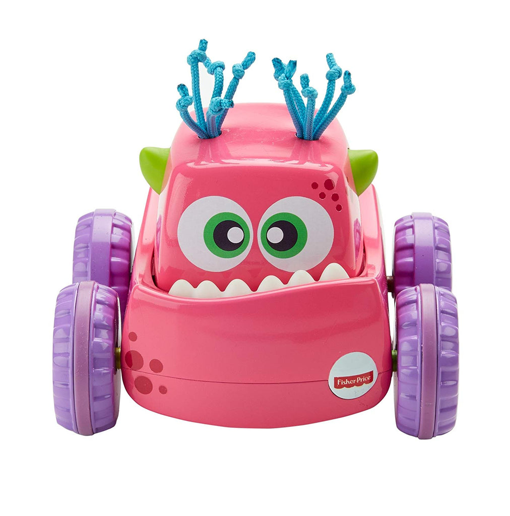 Press 'n Go Monster Truck, Pink