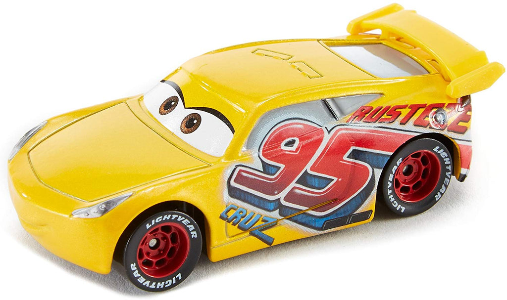 Disney Pixar Cars Rust Eze Cruz Ramirez