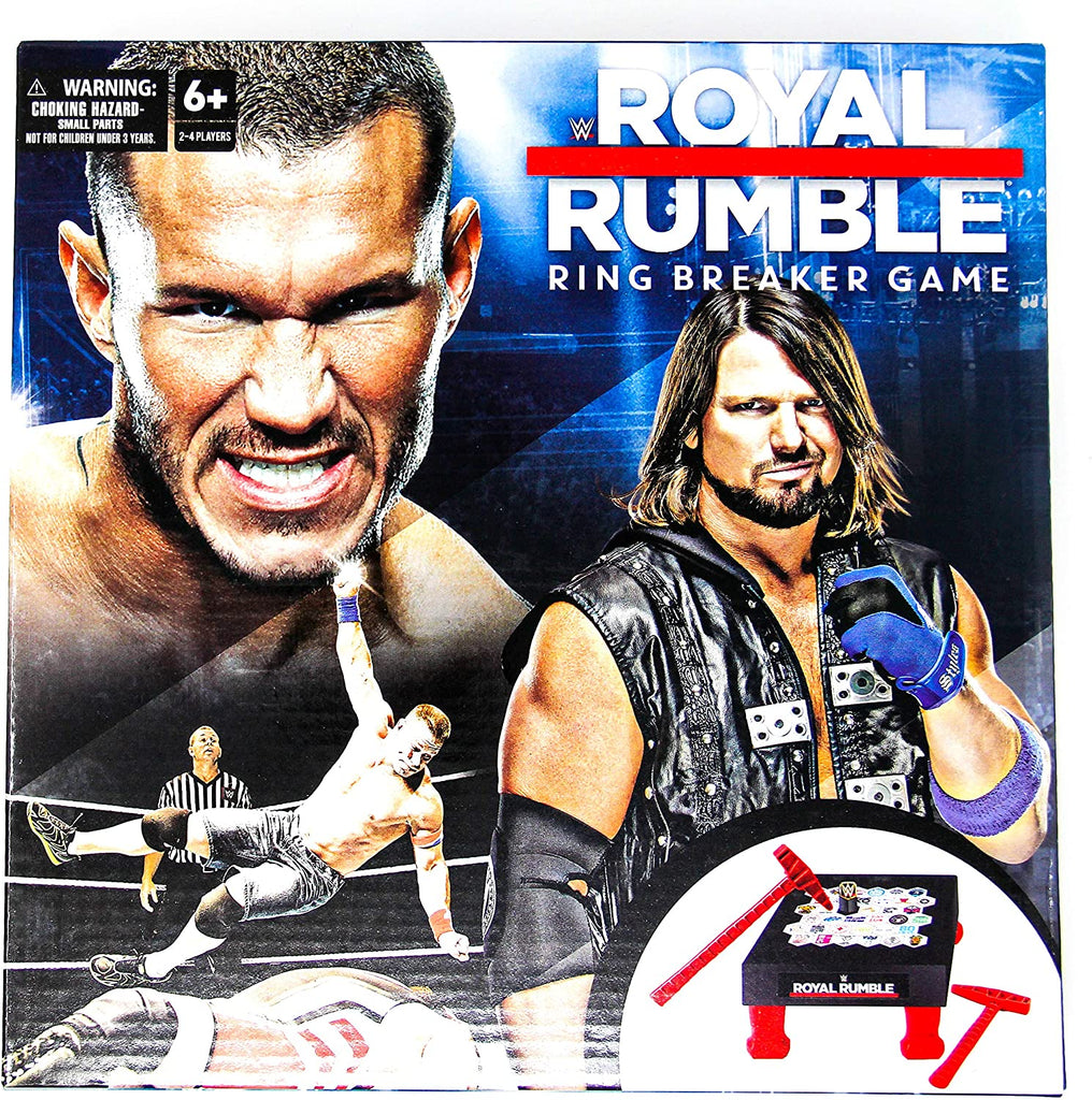 WWE Royal Rumble Ring Breaker Game