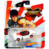 Hot Wheels Street Fighter Ryu