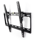 Super Low Profile LCD LED Plasma Angle Tilt Function TV Wall Mount Bracket 26