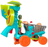 Imaginext Scooby Doo Shaggy Ultra Lite Figures, Multi Color