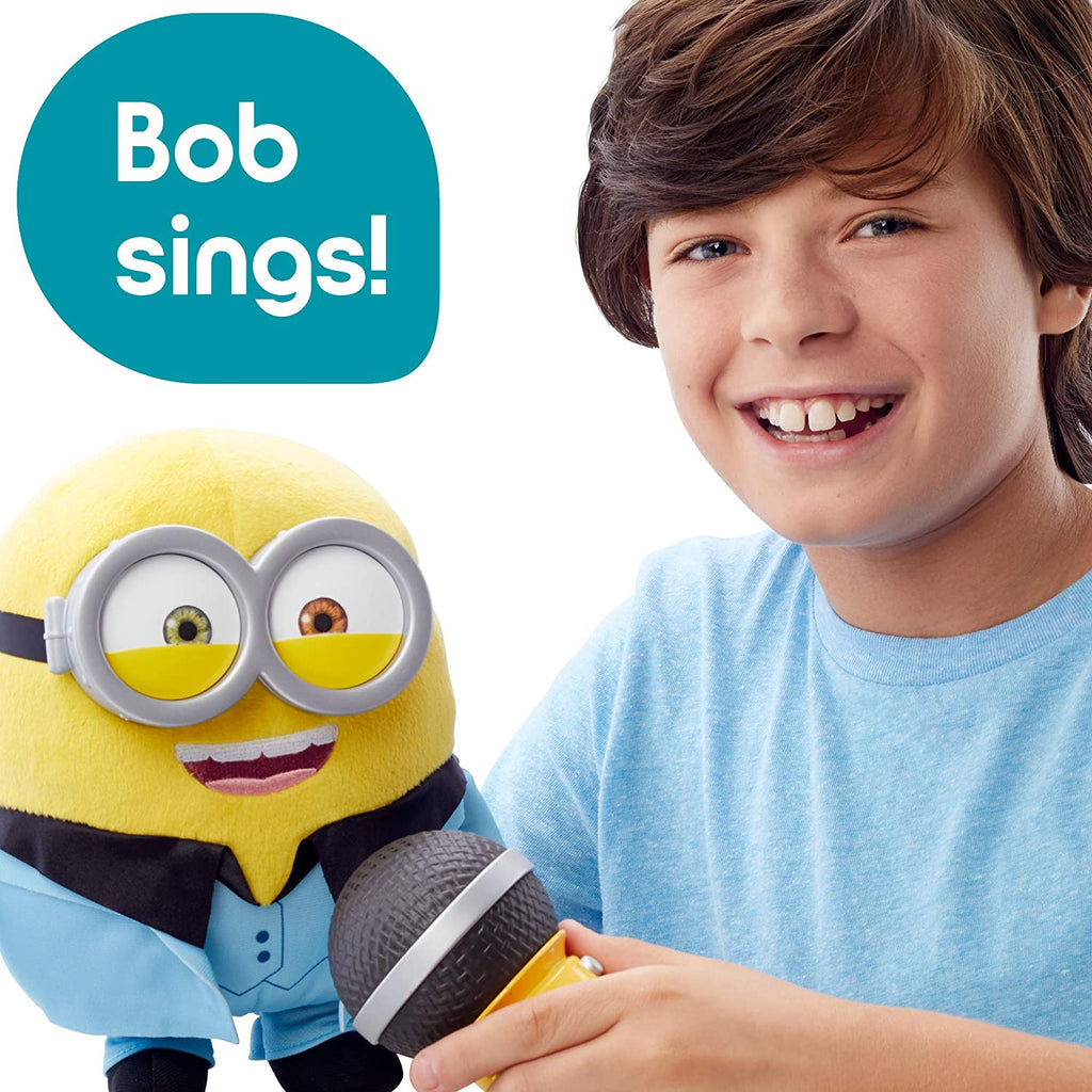 Minions The Rise of Gru Duet Buddy Singing Disco Bob Character