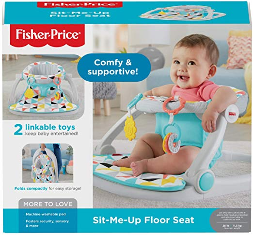 Fisher-Price Sit-Me-Up Floor Seat