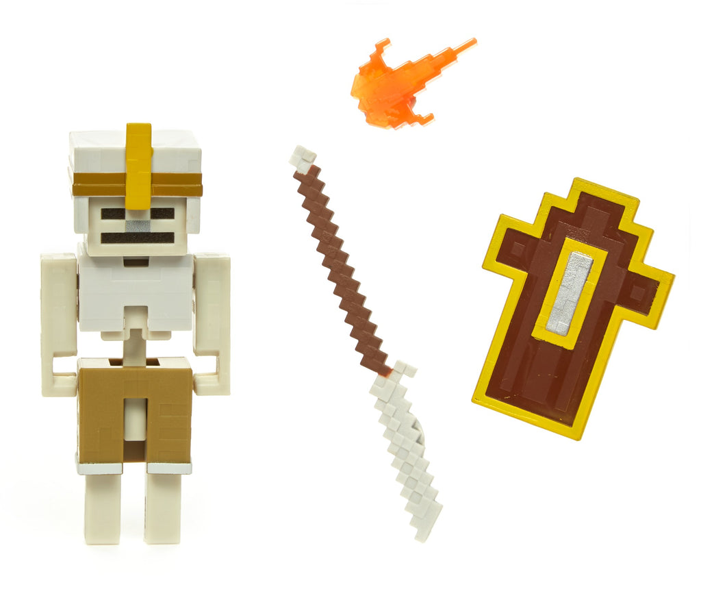 Minecraft Dungeons Skeleton Figure
