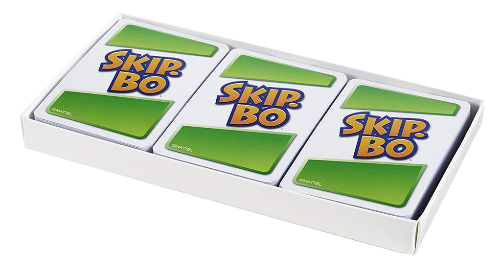 Skip-Bo Ultimate Sequencing Card Game