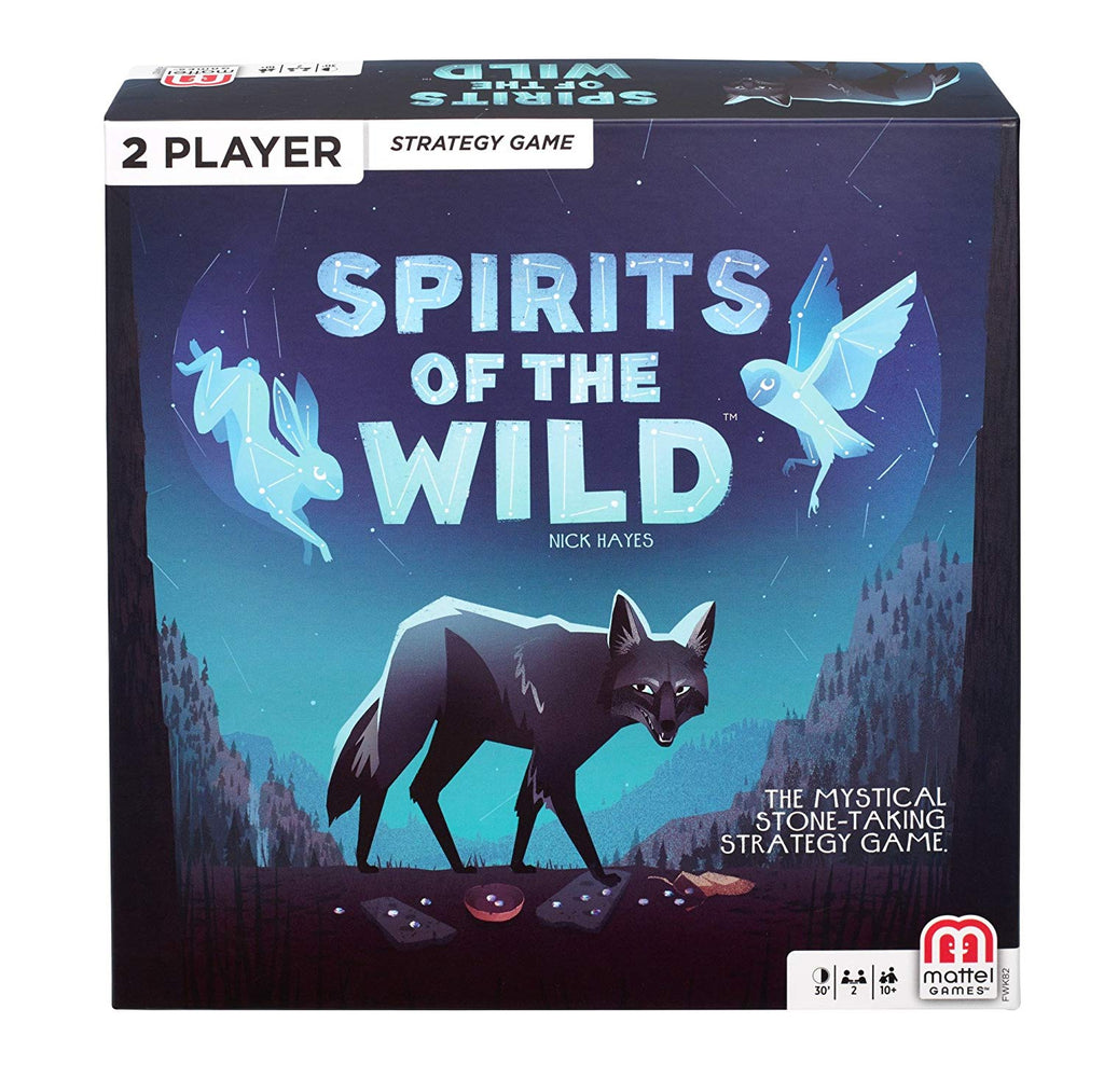 Spirits Of The Wild Strategy Game