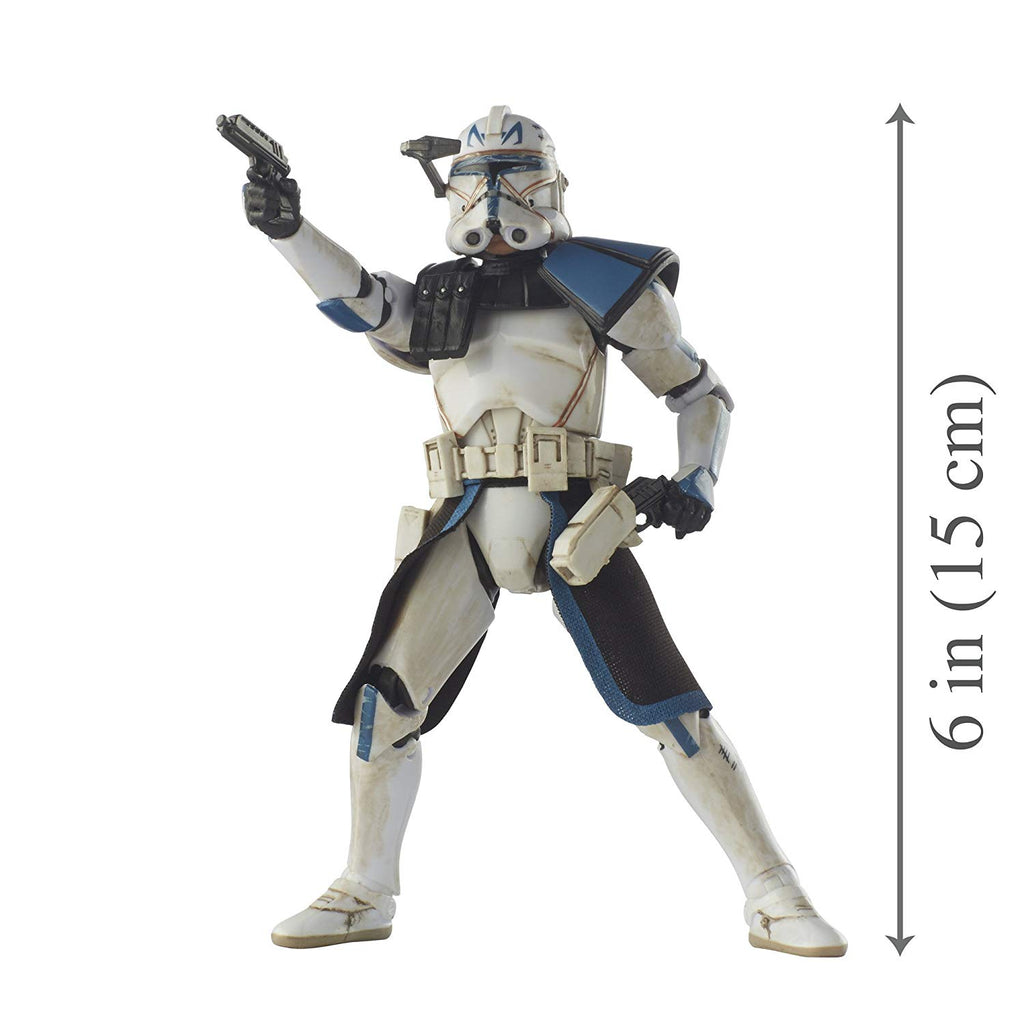 Star Wars The Black Series Clone Captain Rex