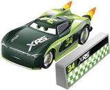 Disney Cars XRS Rocket Racing Die Cast Car with Blast Wall Steve LaPage