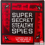 Super Secret Stealthy Spies Game