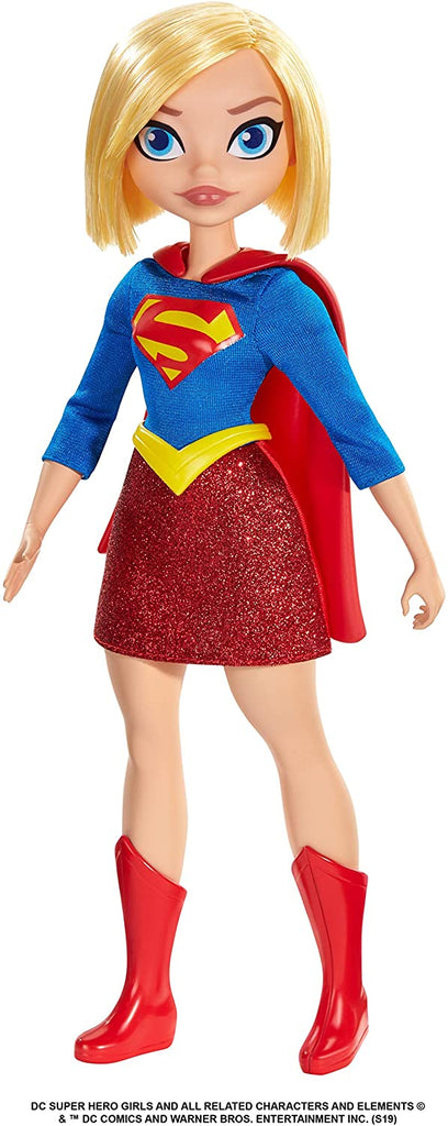DC Super Hero Girls Supergirl Doll with Accessories