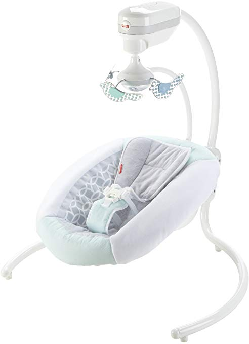 The Fisher-Price Revolve Swing