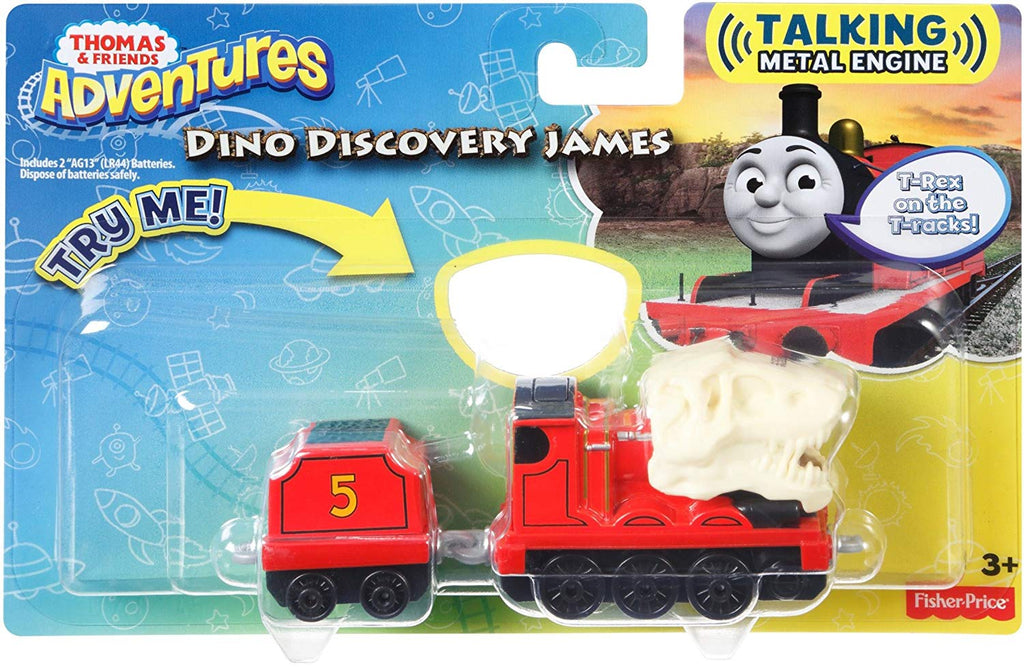 Thomas & Friends Adventures Dino Discovery James