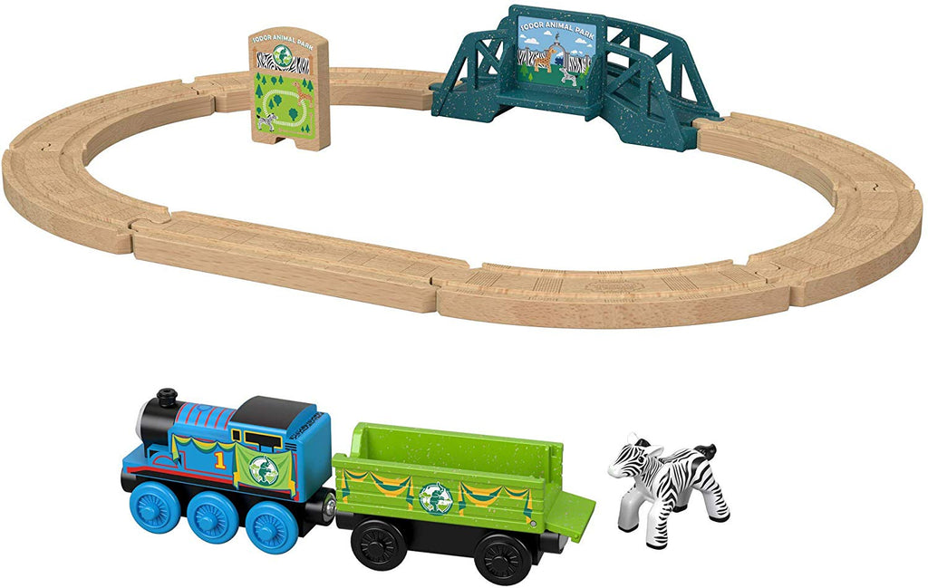 Thomas & Friends Wood, Animal Park Set