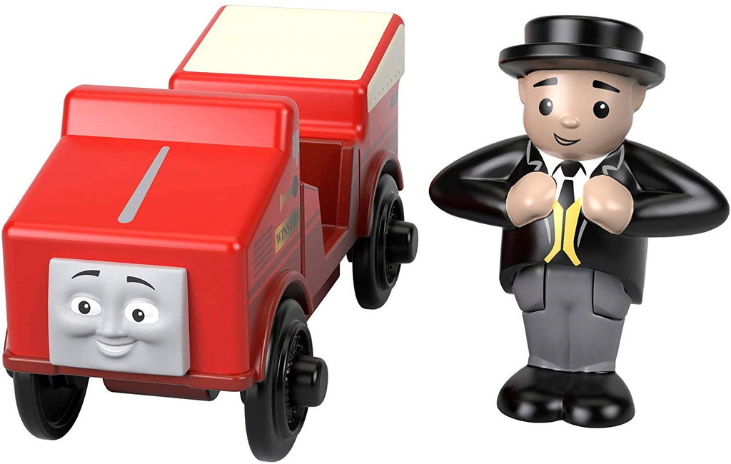 Thomas & Friends Fisher-Price Wood, Winston