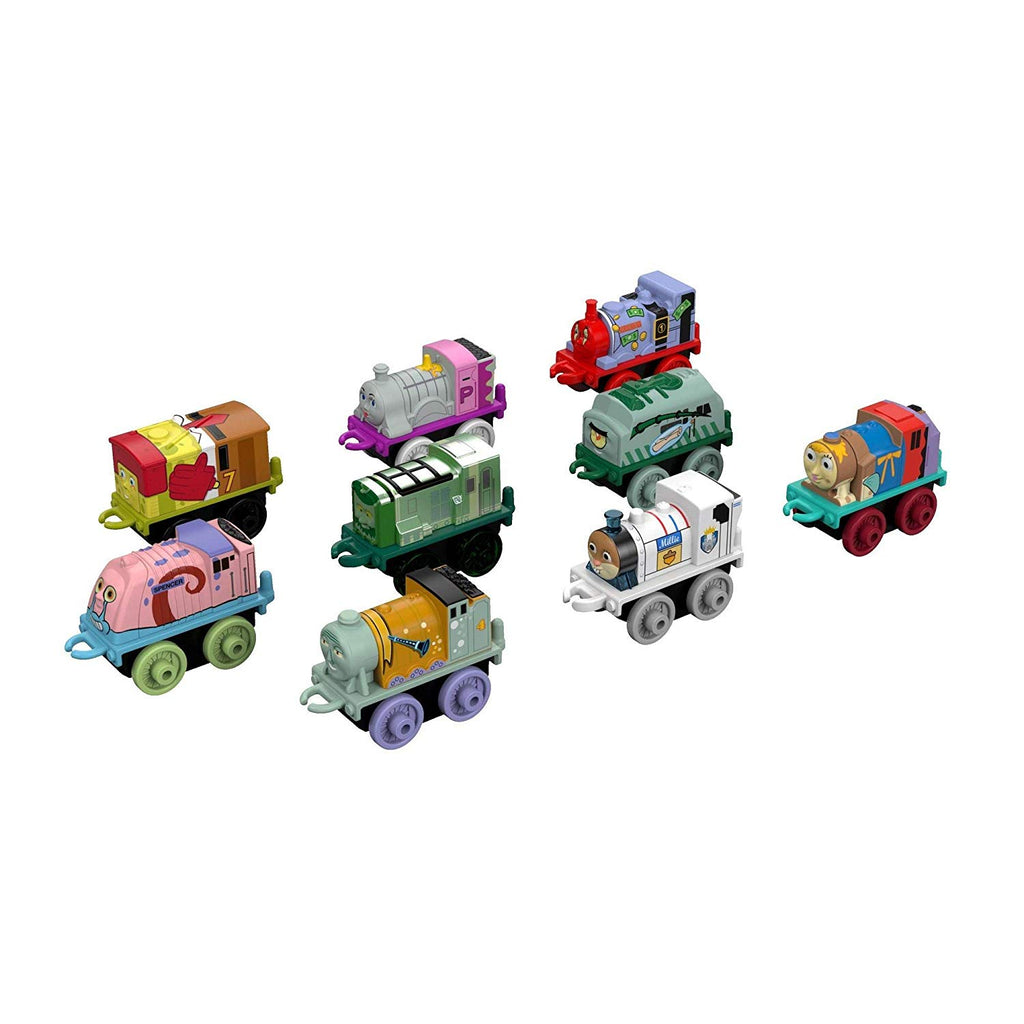 Thomas & Friends MINIS 9-Pack Sponge Bob