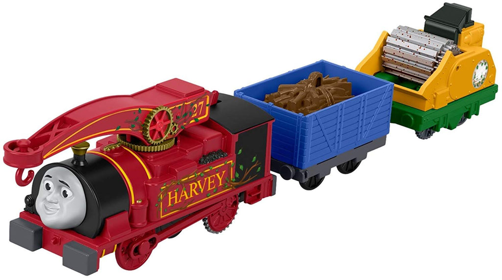 Thomas & Friends TrackMaster, Harvey