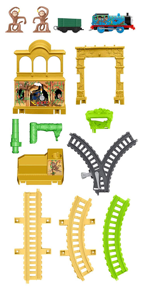 Thomas & Friends TrackMaster Monkey Palace Train Set