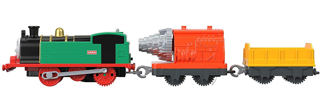 Thomas & Friends Trackmaster Greatest Moments Gina