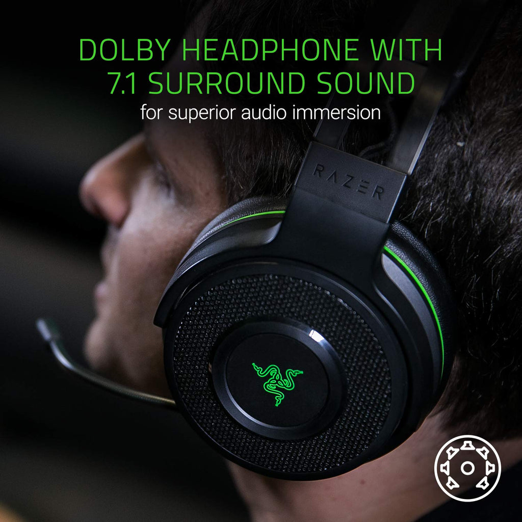 Razer Thresher Ultimate Wireless Gaming Headset for Xbox One