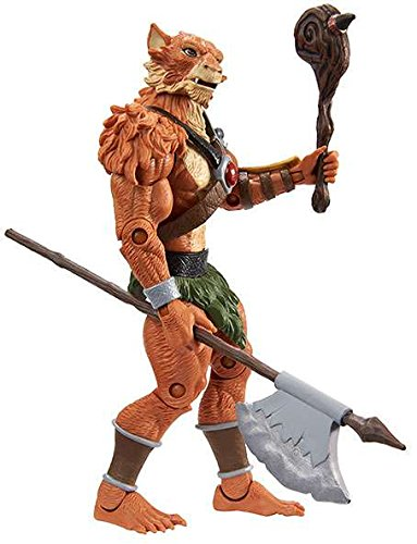 ThunderCats Mattel Clube Third Earth Jackalman Exclusive Action Figure