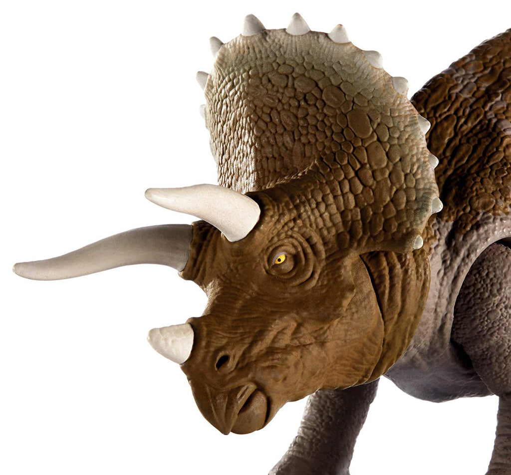 Jurassic World Sound Strike Dinosaur Action Figure Triceratops