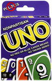 UNO Non-partisan Card Game for 2-10 Players