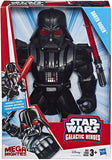 Star Wars Galactic Heroes Mega Mighties Darth Vader 10 nch Action Figure with Lightsaber Accessory
