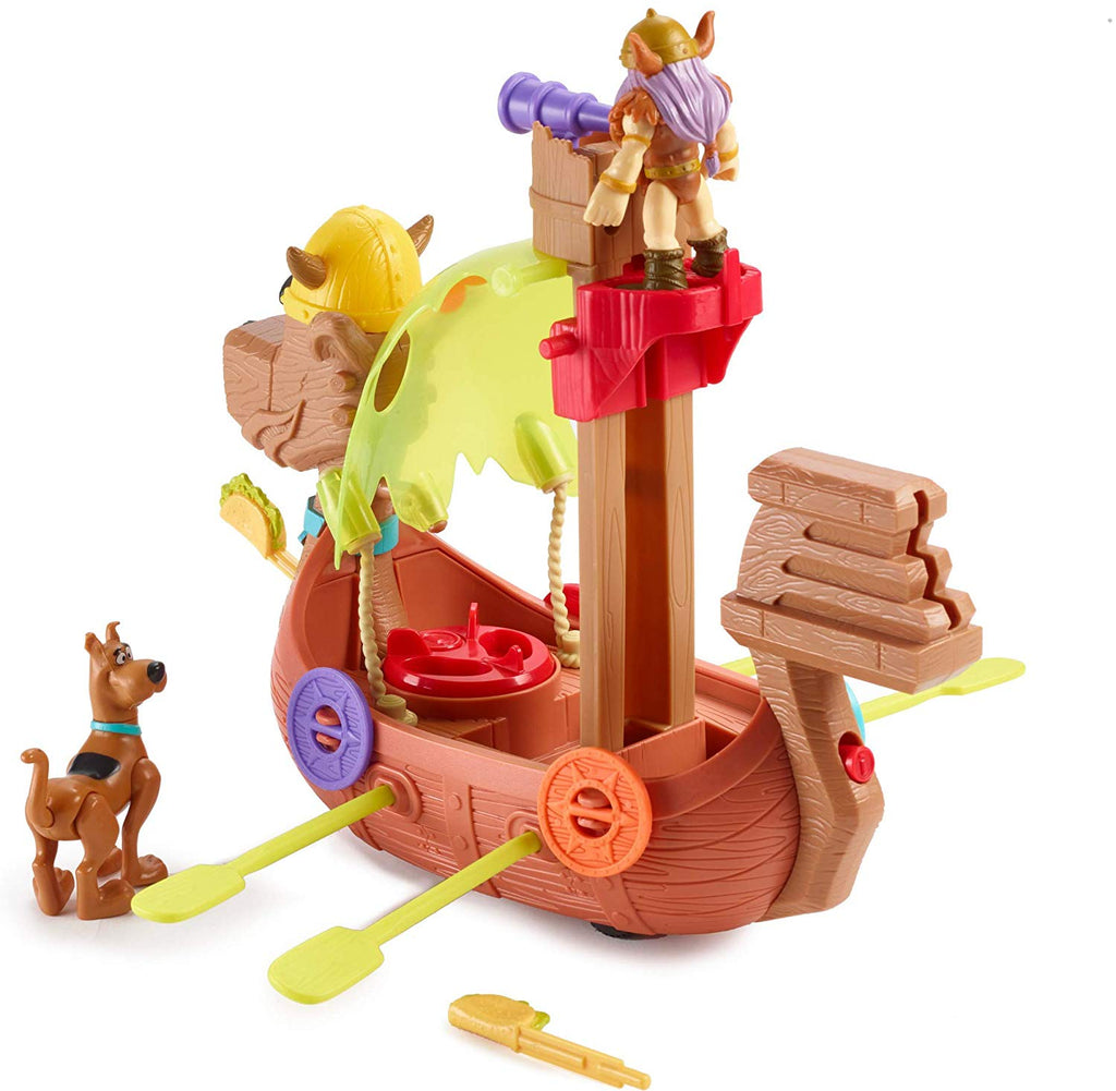 Imaginext Scooby-Doo Viking Ship
