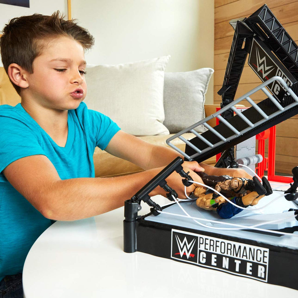 WWE Wrekkin Performance Center Playset