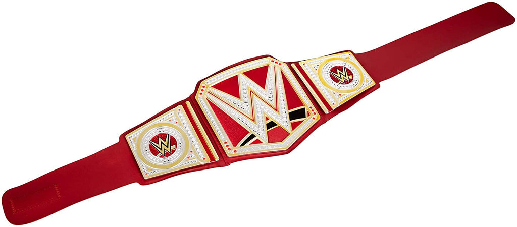 WWE Championship Universal Title Belt Badge of Honor