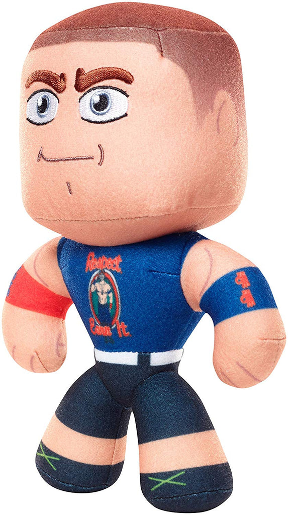 WWE Basic Plush John Cena Figure
