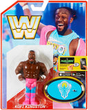WWE Kofi Kingston Retro App Action Figure