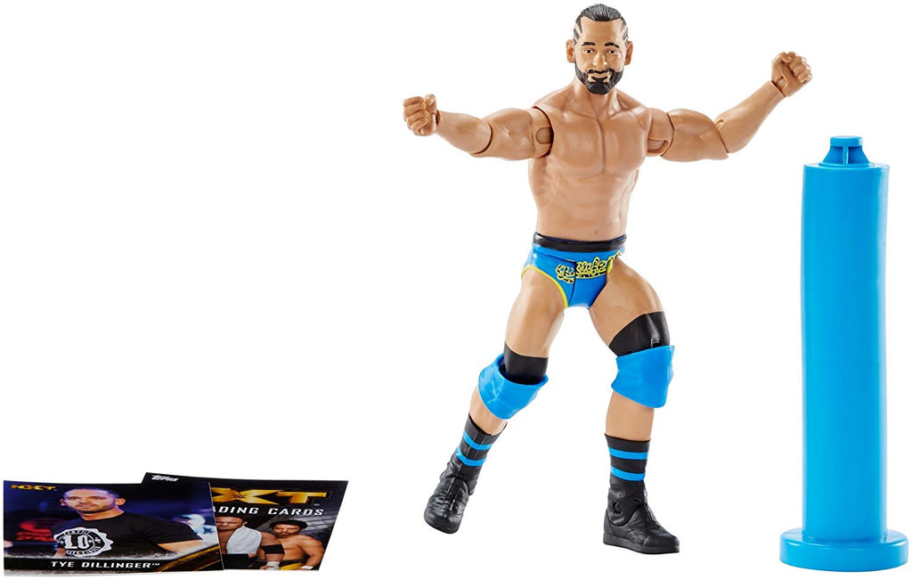 WWE NXT Takeover Perfect 10 Tye Dillinger Action Figure