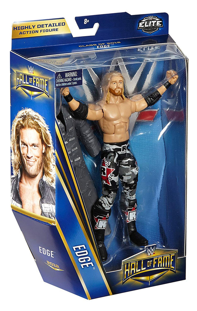 "WWE Wrestling Elite Collection Mattel Hall of Fame Edge ""6"" Action Figure"