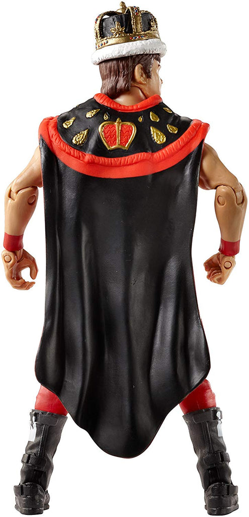 WWE Wrestling Elite Collection Mattel Hall of Fame Jerry The King Lawler 6 Action Figure