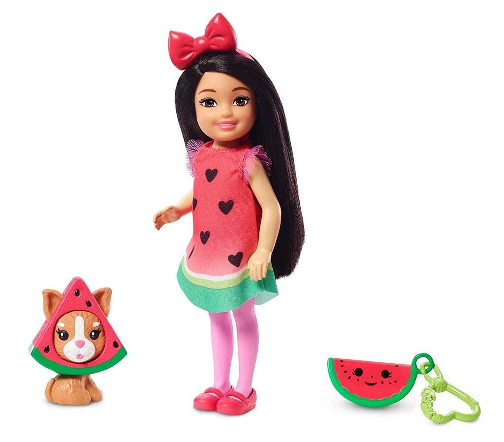 Barbie Club Chelsea Doll Watermelon Playset