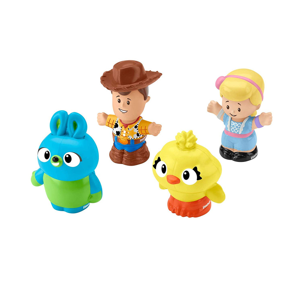 Little People Toy Story 4 Woody & Friends