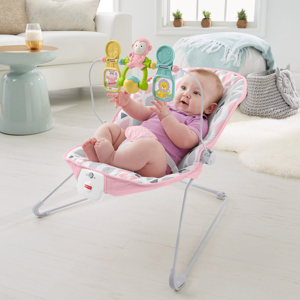 Baby's Bouncer, Pink