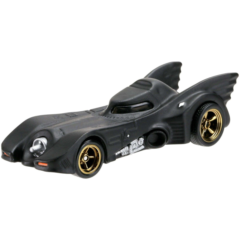 Hot Wheels 1989 Batmobile Vehicle