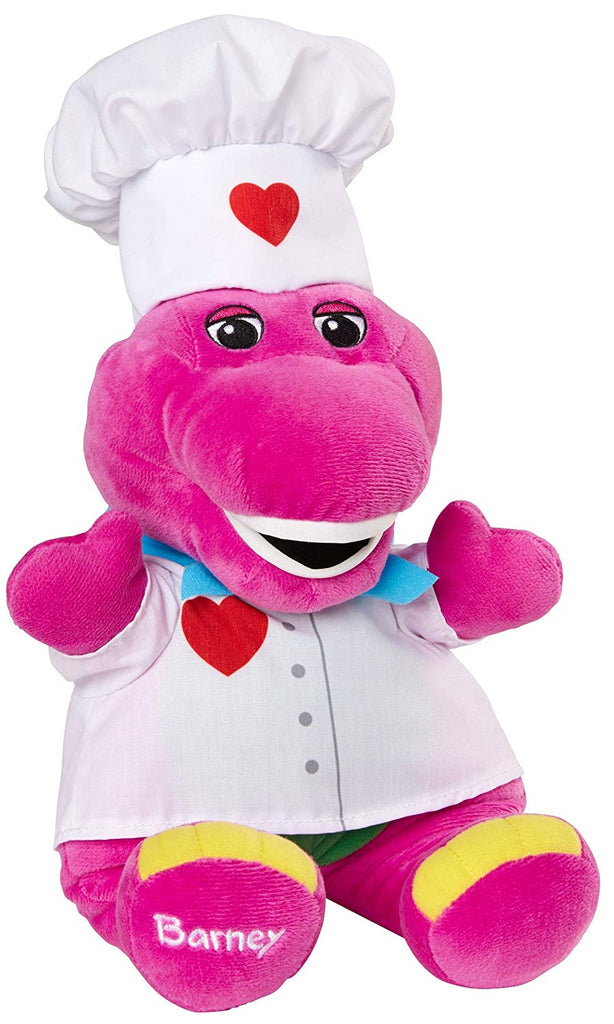 Fisher-Price Barney, Chef Hat