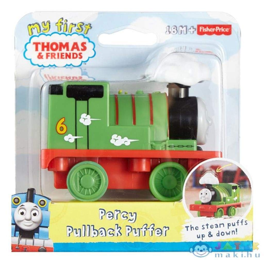 My First Thomas & Friends Pullback Puffer Percy