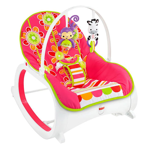 Sweet Surroundings Monkey Deluxe Auto Rock 'n Play Sleeper