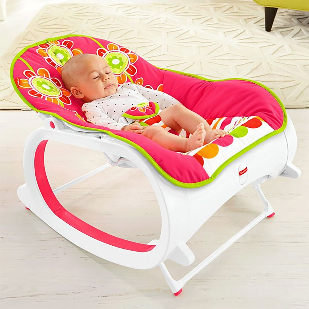 Infant-To-Toddler Rocker, Floral Confetti