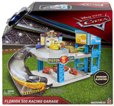 Disney Pixar Cars Piston Cup Garage Redeco Vehicle